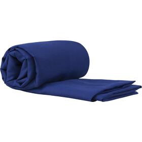 Sea to Summit Silk/Cotton Travel Spodenki rowerowe Traveller z miejscem na poduszkę, navy blue